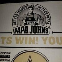 Photo taken at Papa John's Pizza by Chuck E. on 11/7/2017