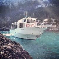 Foto scattata a Marina Piccola di Capri da Mitya A. il 8/11/2013