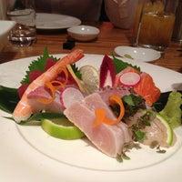 Photo taken at Nobu by Nigel L. on 5/11/2014