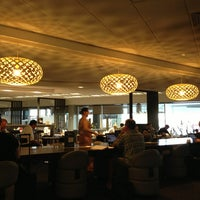 Photo taken at Air New Zealand Koru Lounge by Michelle A. on 3/12/2013