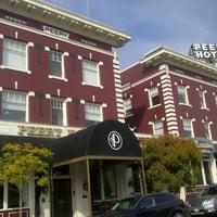Photo taken at Peery Hotel by Si Cynthia Photos on 9/22/2012