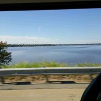 Photo taken at Lake Eufala Bridge by Si Cynthia Photos on 8/16/2016