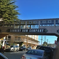 Photo taken at Cannery Row by Michelle on 2/23/2013