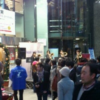 Photo taken at Yamano Music Ginza by Toshi Y. on 11/25/2012