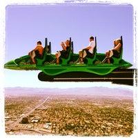Photo taken at Xscream - Stratosphere by Monique G. on 6/22/2013