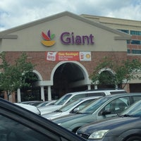 Photo taken at Giant by John R. on 6/14/2014