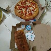 Photo taken at Domino's Pizza by Abhishek B. on 6/7/2015