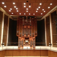 Photo taken at Music Building and Recital Hall (MRH) by Marilyn M. on 2/3/2013