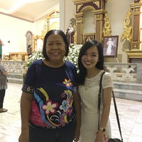 Photo taken at Holy Child Parish Church by Irynne L. on 6/12/2017