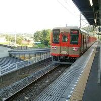 Photo taken at Tobu-Takezawa Station (TJ34) by こうちゃん on 7/10/2015