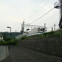 Photo taken at Tobu-Takezawa Station (TJ34) by こうちゃん on 7/30/2015