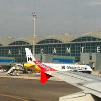 Photo taken at Alicante-Elche Airport (ALC) by Jaume D. on 11/25/2012