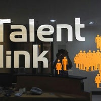 Photo taken at Talent Link by Vincent N. on 4/9/2016