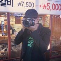 Foto scattata a 전남대학교 후문 da Yuki E. il 3/28/2014