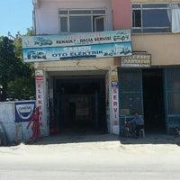 Photo taken at ahmet oto tamir by Kenan Ç. on 6/30/2015