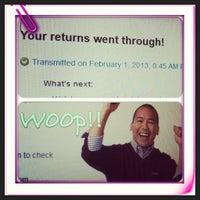 Photo taken at TD Bank by Sarah O. on 2/1/2013