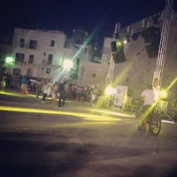 Photo taken at Arena Castello by Giovanni D. on 8/25/2013