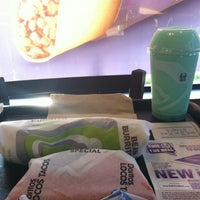 Photo taken at Taco Bell by Maurice W. on 5/5/2013
