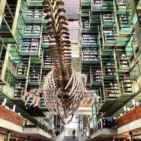 Photo taken at Biblioteca Vasconcelos by Alex V. on 7/21/2013