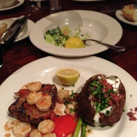 Photo taken at The Keg Steakhouse by Ian H. on 2/22/2013