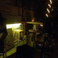 Photo taken at Κώνειο The Bar by Γιωργος on 6/7/2015