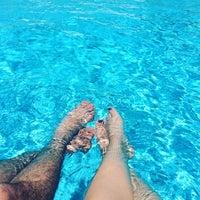 Снимок сделан в Sındırgı Emendere Resort Hotel пользователем Merve Ö. 6/28/2016