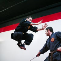 Photo taken at Kanjizai Martial Arts by Kanjizai Martial Arts on 5/4/2015