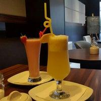 Photo taken at Rozheh Café | كافه روژه by Saba B. on 6/5/2015