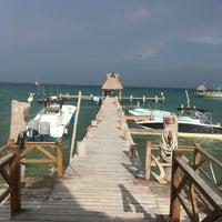 "Photo taken at restaurant marina ""las jaibas"" by Toño A. on 4/6/2017"