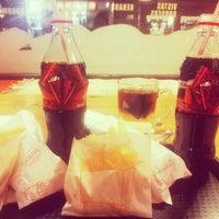 Photo taken at Grila Burgers by Elīza Ļ. on 12/1/2015