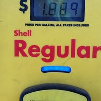 Photo taken at Shell by slick n. on 1/8/2015