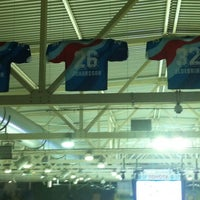 Photo taken at SWISS Arena by Alessandro L. on 1/2/2013