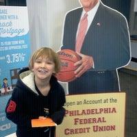 Photo taken at Philadelphia federal Credit Union by Karen M. on 1/5/2013