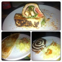 Photo taken at Omelette by Michi on 7/27/2013