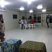 Photo taken at Ministerio Agape De Santa Izabel by Antonio N. on 6/27/2015