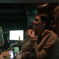 Photo taken at BINY Karaoke Bar and Lounge by Zoë B. on 5/22/2015