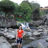 Photo taken at Baturraden by Diajeng Srii W. on 2/25/2016