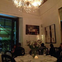 Photo taken at Ristorante Il San Lorenzo by Tania on 9/9/2014