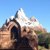 Photo taken at Expedition Everest by Heather C. on 12/27/2012