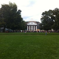 Photo taken at University of Virginia by Randall P. on 10/13/2012