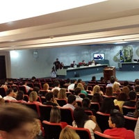 Photo taken at Tribunal Regional do Trabalho da 23ª Região (TRT23) by Gian F. on 2/21/2014