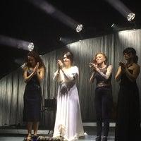 Photo taken at Teatro delle Celebrazioni by michele b. on 3/14/2017