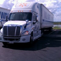 Photo taken at Wal-Mart Distribution Center by Craig S. on 9/6/2013