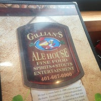 Photo taken at Gillian's Ale House by Milton R. on 7/26/2013