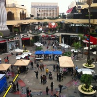 Photo taken at Hollywood & Highland Center by Alessandro B. on 12/2/2012