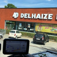 Photo taken at AD Delhaize by Tom V. on 8/7/2017