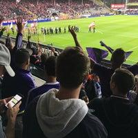 Photo taken at Bosuilstadion by Tom V. on 7/28/2017