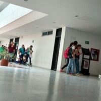 Photo taken at Facultad De Economia Y Administracion by Luis Miguel C. on 3/3/2014