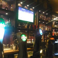 Photo taken at The James Joyce Irish Pub & Restaurant by Alex K. on 1/30/2013