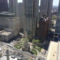 Photo taken at The Ritz-Carlton Chicago by Rick C. on 5/13/2013